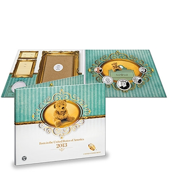 2013-S US Mint Birth Set (N15)