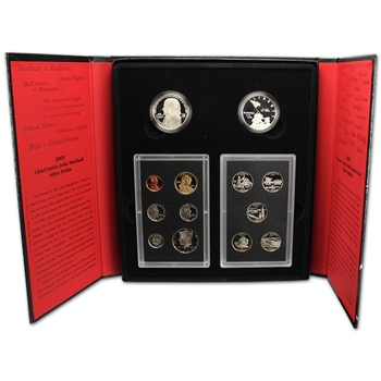 2005 US Mint American Legacy Collection