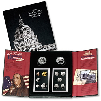 2006 US Mint American Legacy Collection
