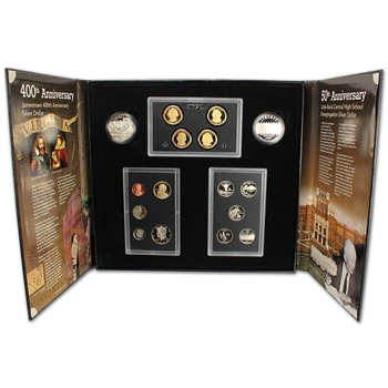2007 US Mint American Legacy Collection