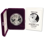 1993-P American Silver Eagle Proof