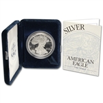 1995-P American Silver Eagle Proof