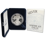 1996-P American Silver Eagle Proof