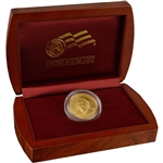 2010-W US First Spouse Gold (1/2 oz) Uncirculated $10 - Abigail Fillmore
