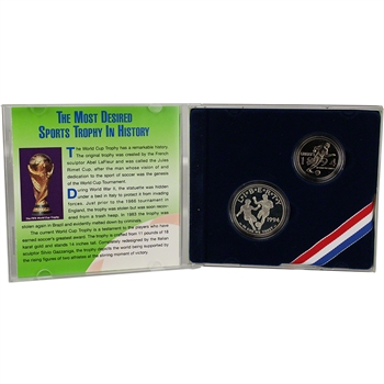 1994 US World Cup '94 Collector's Set