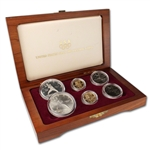 1992 US Olympic 6-Coin Commemorative Set