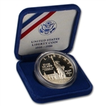 1986-S US Statue of Liberty Commemorative Proof Silver Dollar