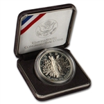 1989-S US Congressional Commemorative Proof Silver Dollar