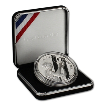 2011-W US September 11 National Medal Commemorative Silver Proof
