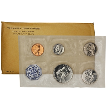 1957-P US Proof Set