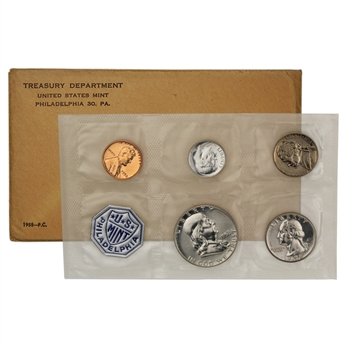 1958-P US Proof Set
