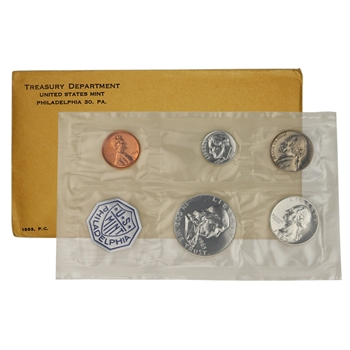 1963-P US Proof Set