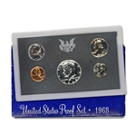 1968-S US Proof Set