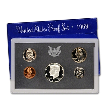 1969-S US Proof Set