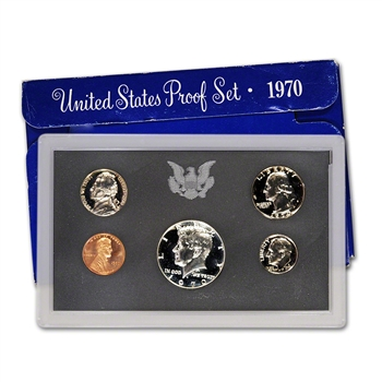 1970-S US Proof Set