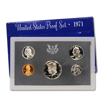 1971-S US Proof Set