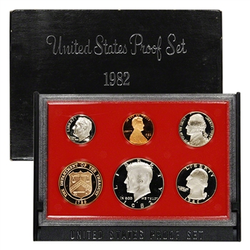1982-S US Proof Set