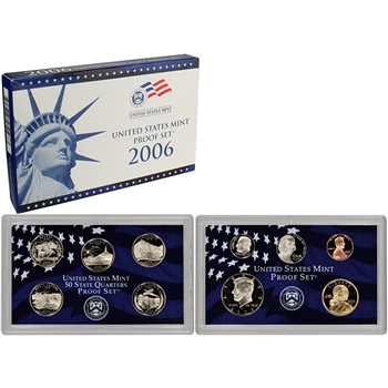 2006-S US Mint Proof Set