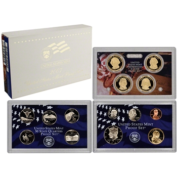 2007-S US Mint Proof Set