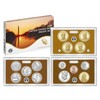 2015-S US Mint Proof Set (P17)