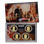 2009-S US Mint Presidential $1 Coin Proof Set