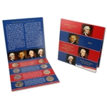 2007 US Mint Presidential $1 Coin Uncirculated Set