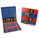 2009 US Mint Presidential $1 Coin Uncirculated Set