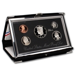 1998 US Mint Premier Silver Proof Set