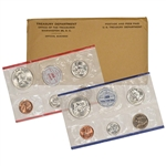 1959 US Mint Uncirculated Coin Set