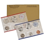 1960 US Mint Uncirculated Coin Set