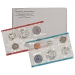 1963 US Mint Uncirculated Coin Set