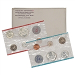 1964 US Mint Uncirculated Coin Set