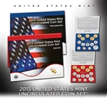 2013 United States Mint Uncirculated Coin Set (U13)