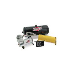 Air Lift 25572 Double QuickShot Air Compressor System Universal