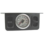 Air Lift 26229 Dual Needle Gauge with Two Paddle Switches Universal