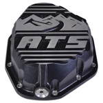 ATS Diesel 4029003068 Rear Differential Cover