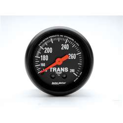 Auto Meter 2615 Z-Series 140-280 °F Transmission Temperature Gauge