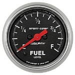 Auto Meter 3310 Sport-Comp 0-280 ohm Fuel Level Gauge