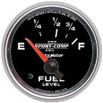 Auto Meter 3615 Sport-Comp II 73-10 Fuel Level Gauge