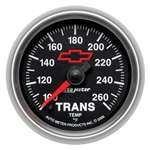 Auto Meter 3657-00406 GM Performance Parts 100-260 °F Transmission Temperature Gauge