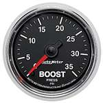 Auto Meter 3804 GS 0-35 PSI Boost Gauge