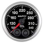 Auto Meter 5640 Elite Series 100-340 °F Oil Temperature Gauge