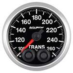 Auto Meter 5658 Elite Series 100-260 °F Transmission Temperature Gauge