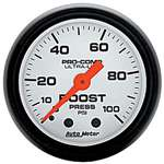 Auto Meter 5706 Phantom 0-100 PSI Boost Gauge