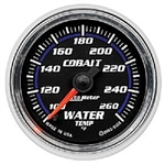Auto Meter 6155 Cobalt 100-260 °F Water Temperature Gauge
