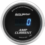 Auto Meter 6390 Cobalt 0-250 Amps Amp Current Gauge
