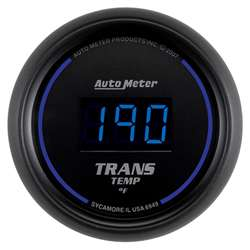 Auto Meter 6949 Z Series 0-300 °F Transmission Temperature Gauge