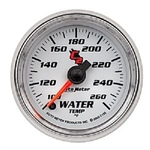 Auto Meter 7155 C2 100-260 °F Water Temperature Gauge