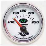 Auto Meter 7349 NV 100-250 °F Transmission Temperature Gauge