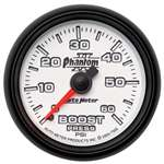 Auto Meter 7505 Phantom II 0-60 PSI Boost Gauge